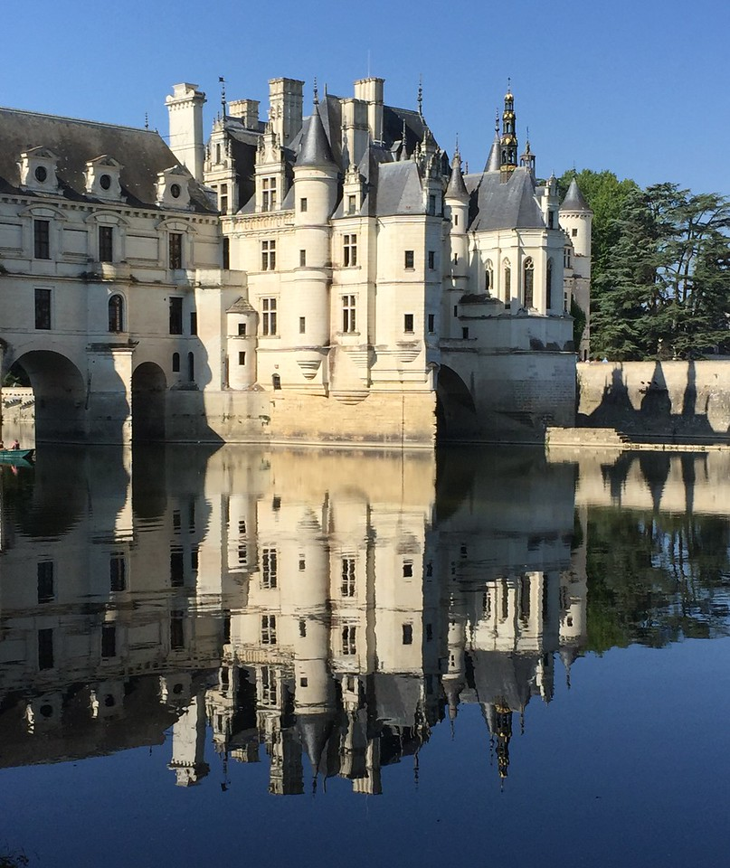 M - Chenonceau Reflections
