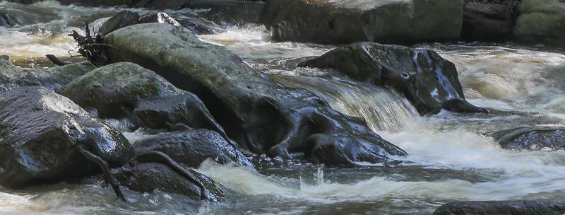 M - Rock Creek Park Waterfall