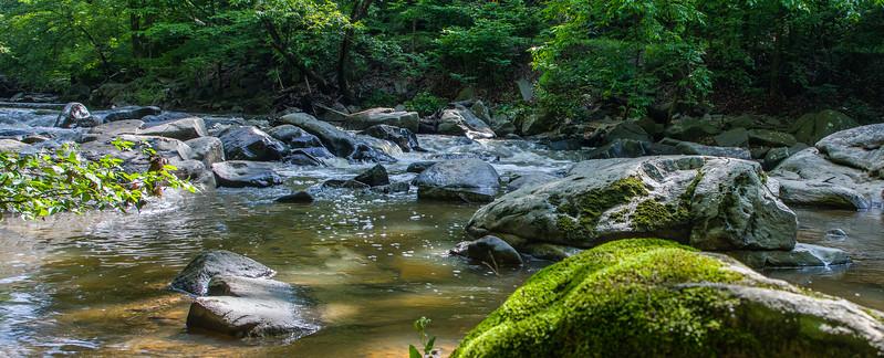 M - Rock Creek Mossy Rock