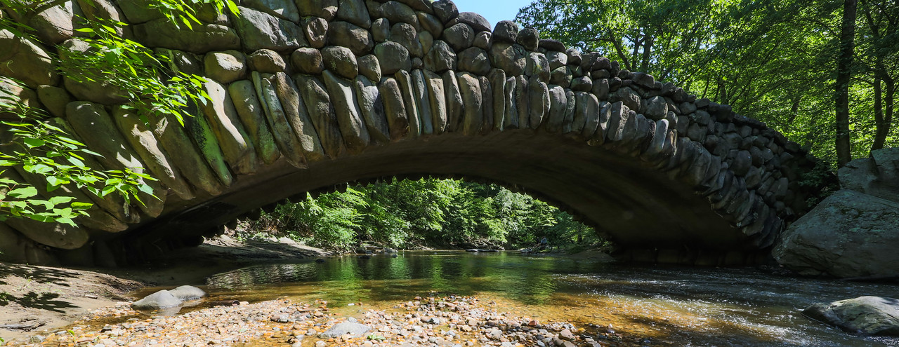 M -Rock Creek Boulder Bridge