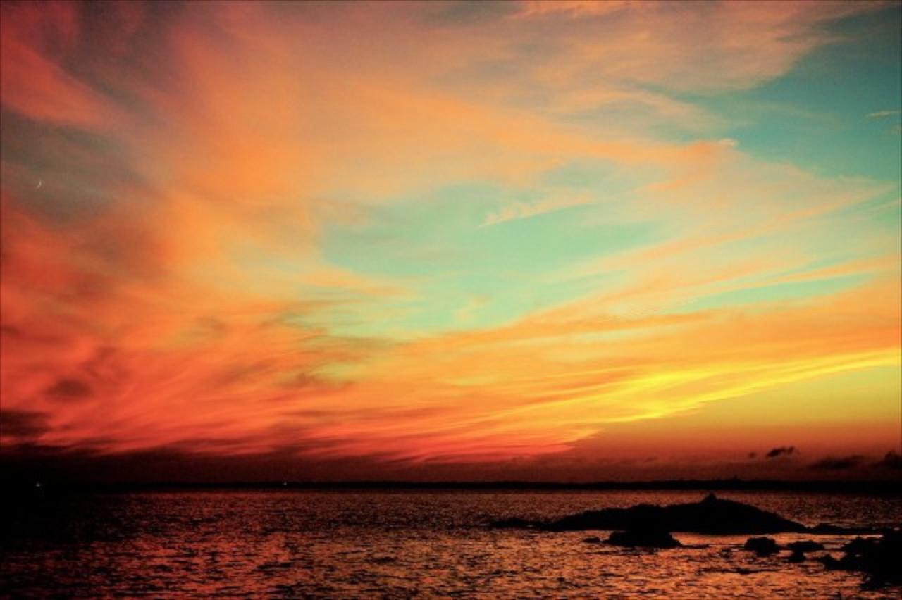 Sunset, Little Compton, RI