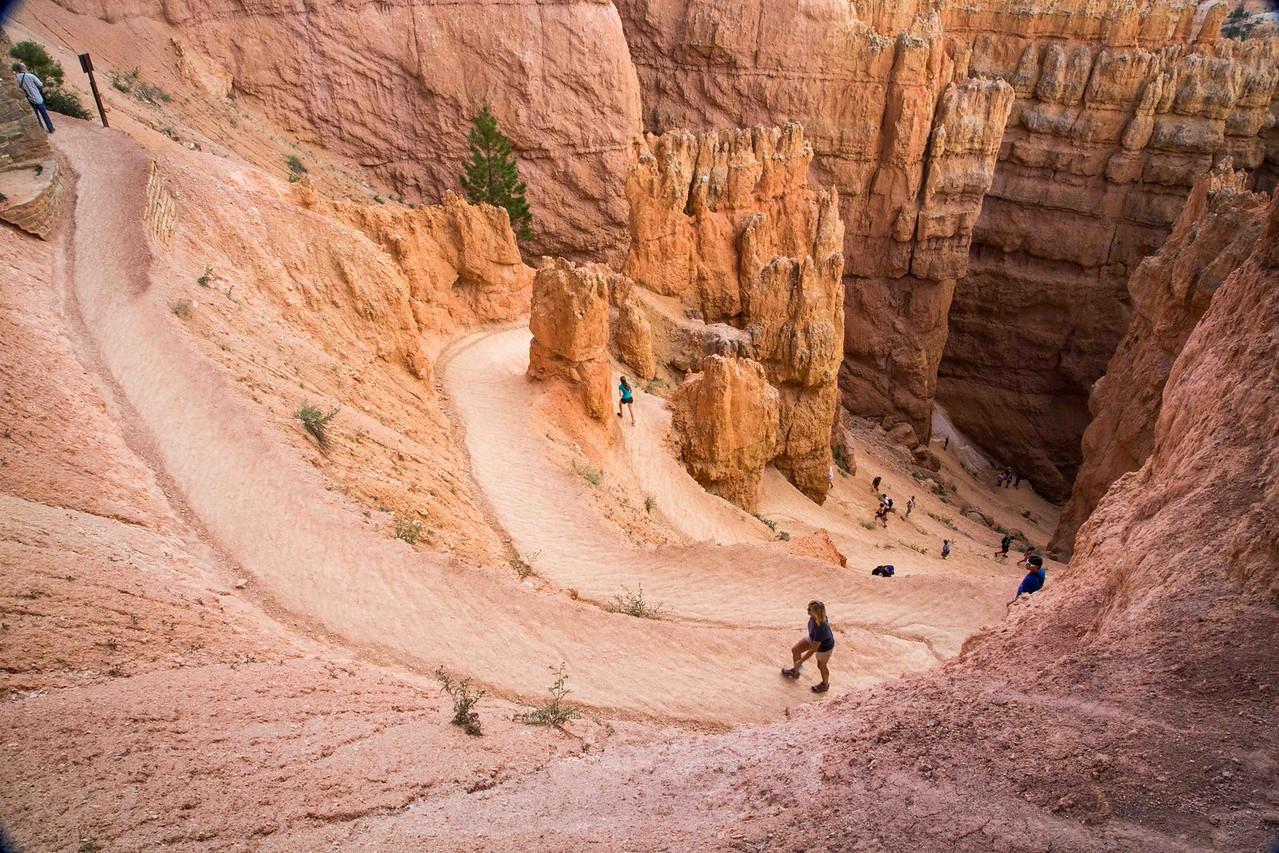 M - Bryce Canyon NP Navajo Trail