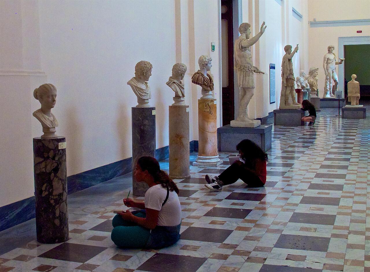 I - Naples-Museo Archeologico