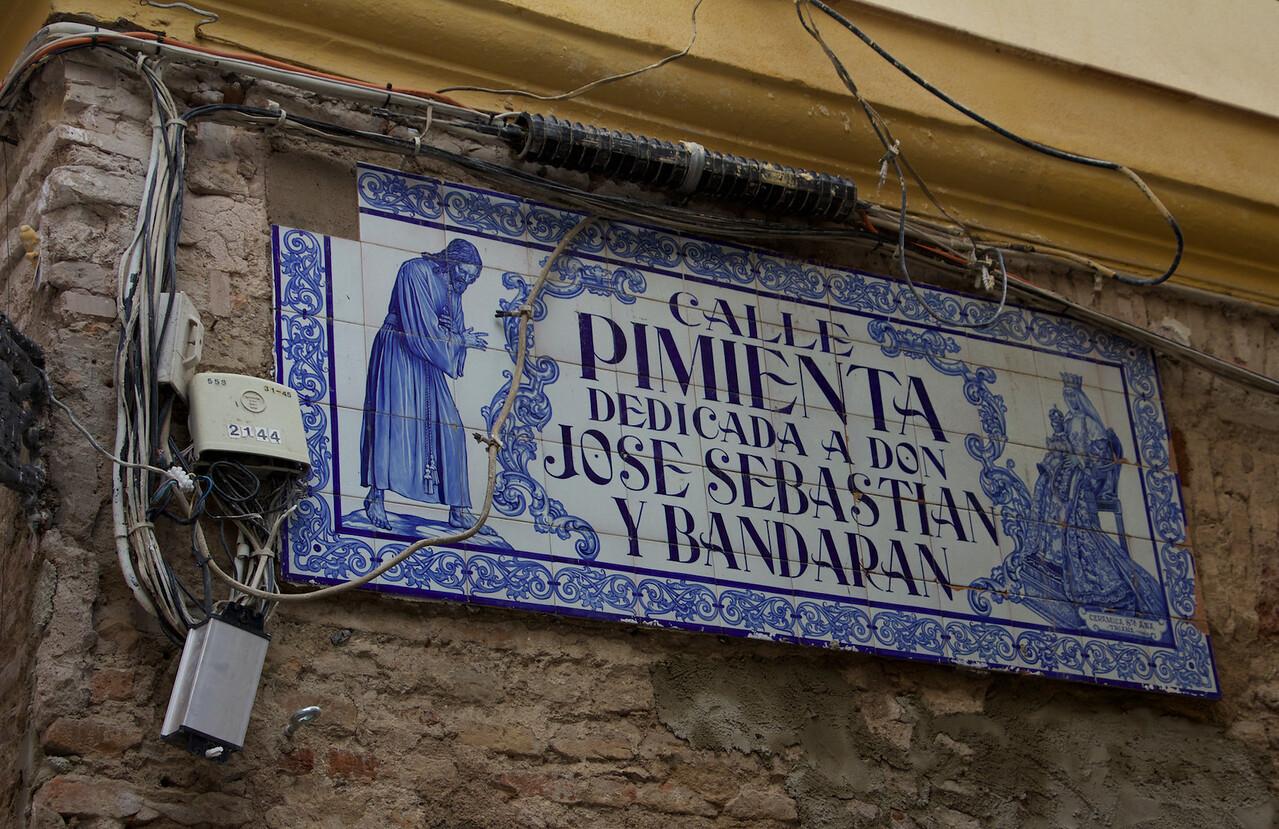 I -  Seville