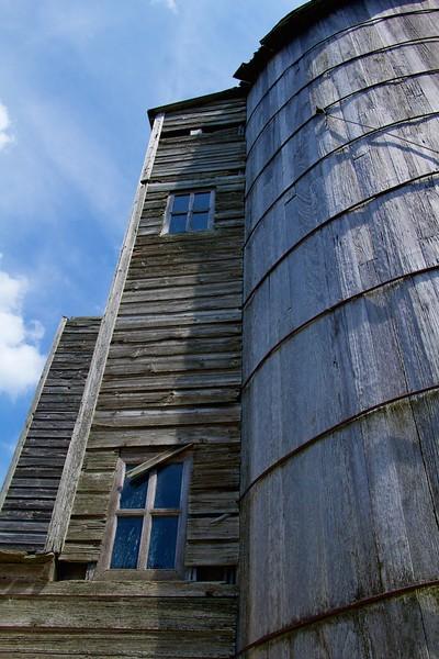 I - Hancock Shaker Village barn
