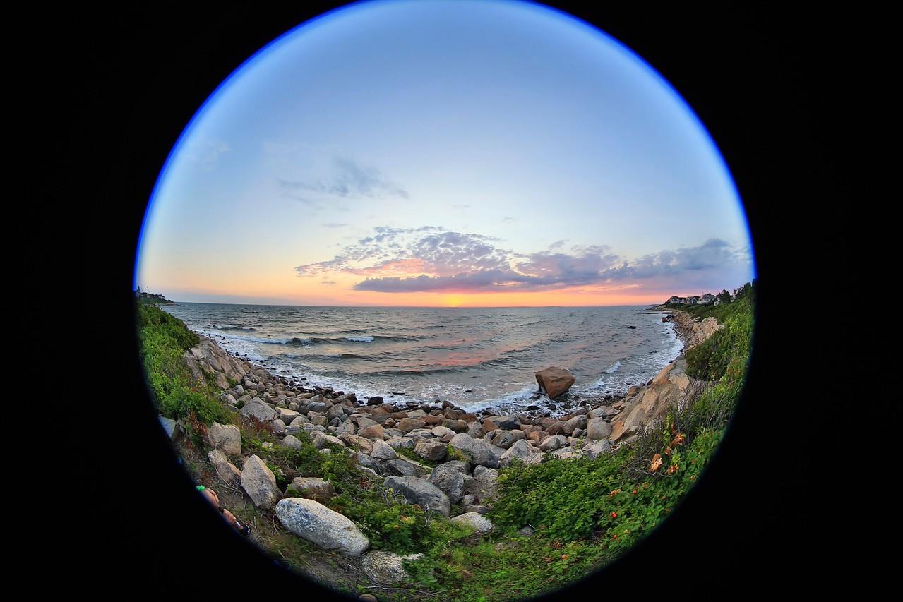 M -Falmouth Sunset