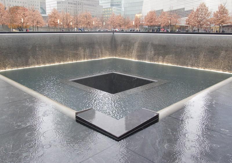 M - 911 Memorial Pool