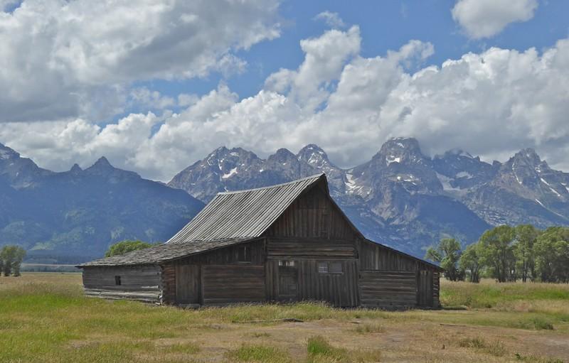 W - John Moulton Barn