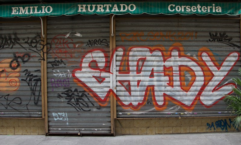 I - Cordoba storefront