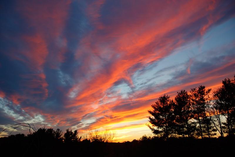 J — Autumn Sunset