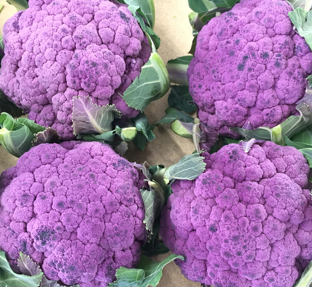 M - Cauliflower?