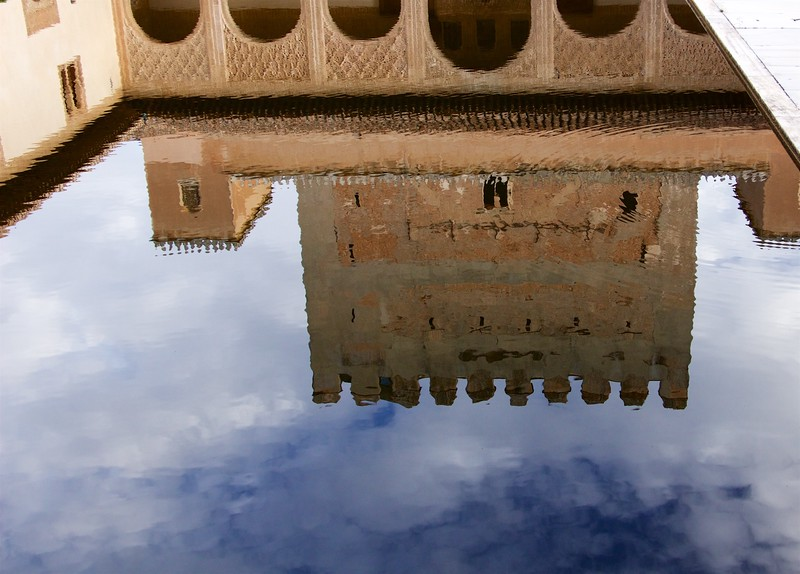 I - Alhambra-Myrtle Courtyard