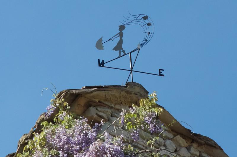 M - Provence Weathervane