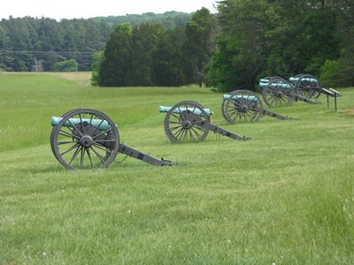 W - Manassas Battlefield