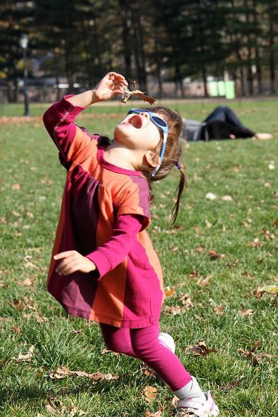 J -  Central Park Play
