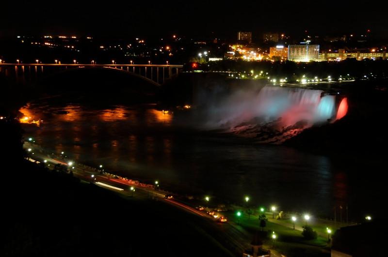 W - American Falls from Canada