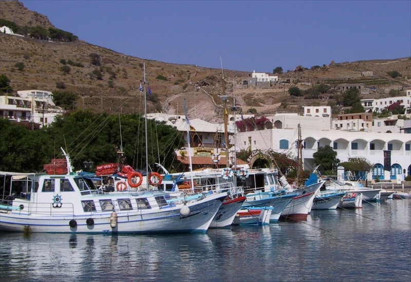 M - Another Harbor in the Cyclades