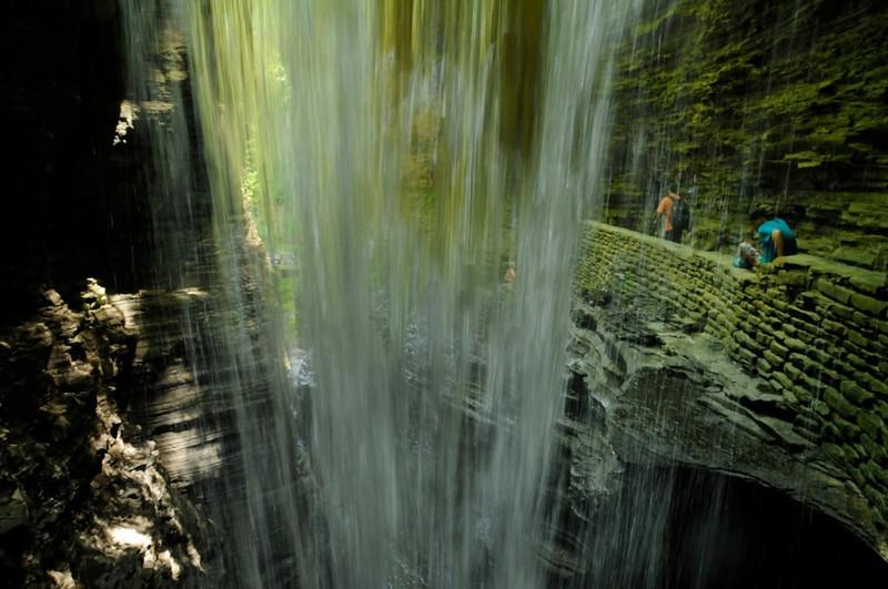 W - Gorge at Watkins Glen
