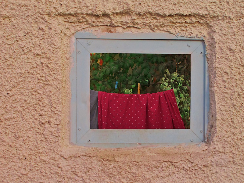 I - Old Jerusalem Window II