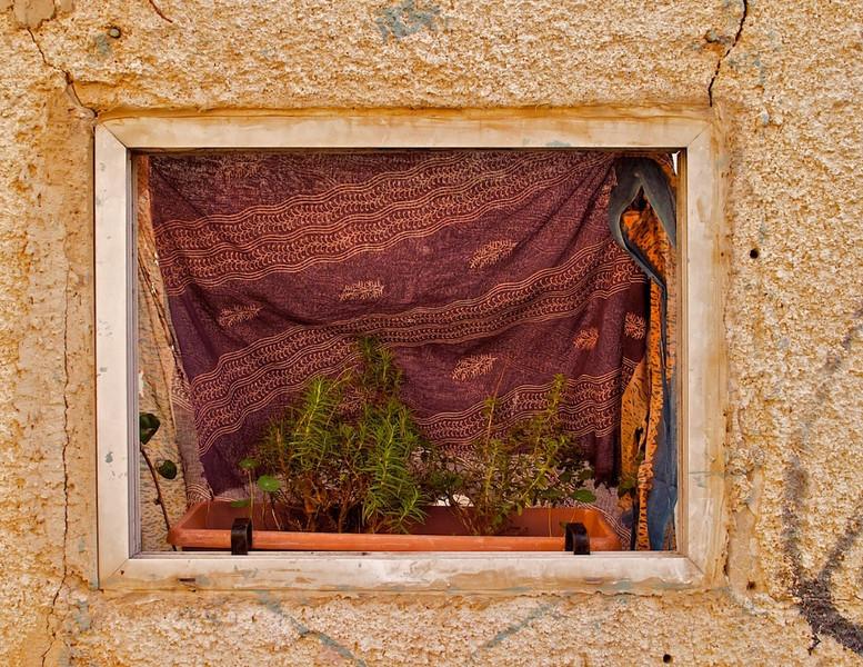I - Old Jerusalem Window