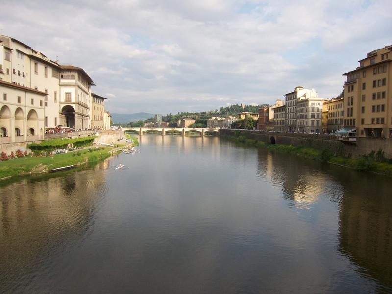 M - Arno from Ponte Vecchio