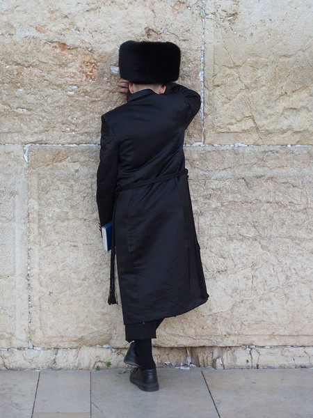I - Praying at the Western Wall