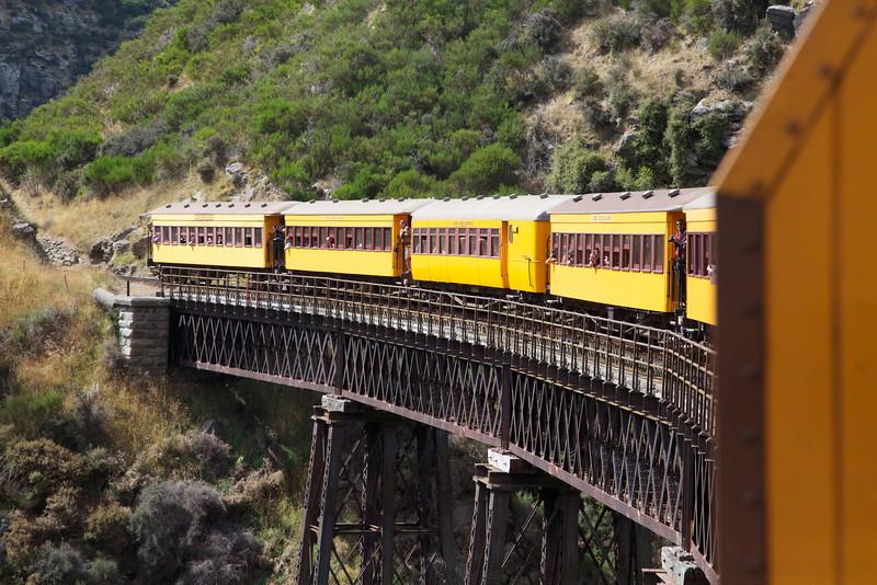 M - Taieri Gorge Railway Trestle, Dunedin, NZ