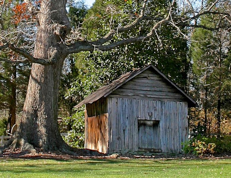 B - new woodshed 2