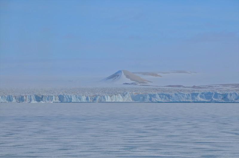 W - Austfonna icecap