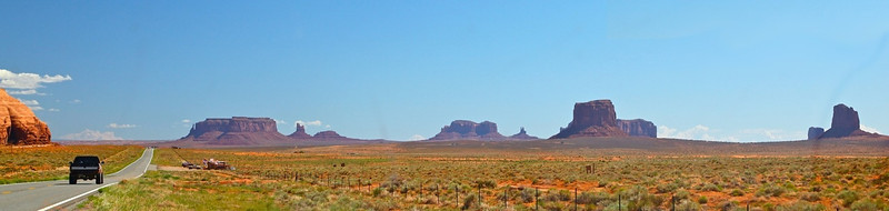 B - Monument Valley, AZ-UT