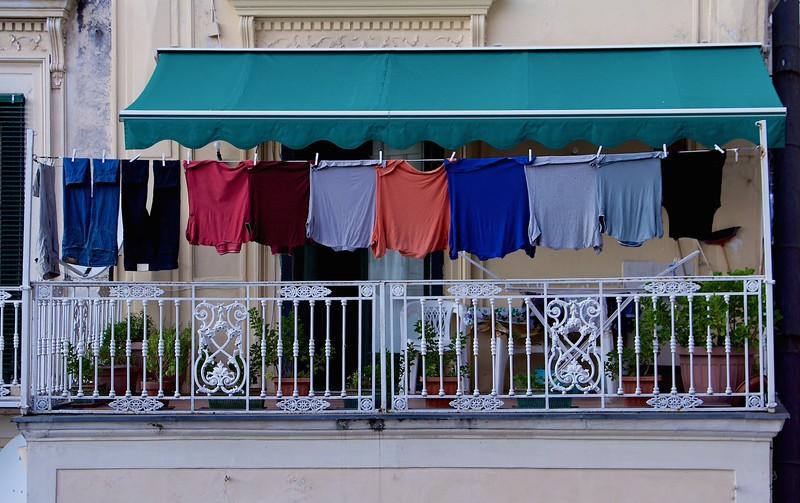 Ira - Amalfi wash day