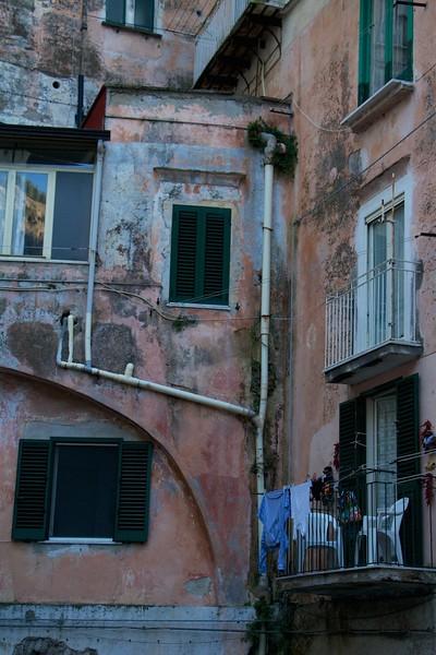 I - Amalfi alley