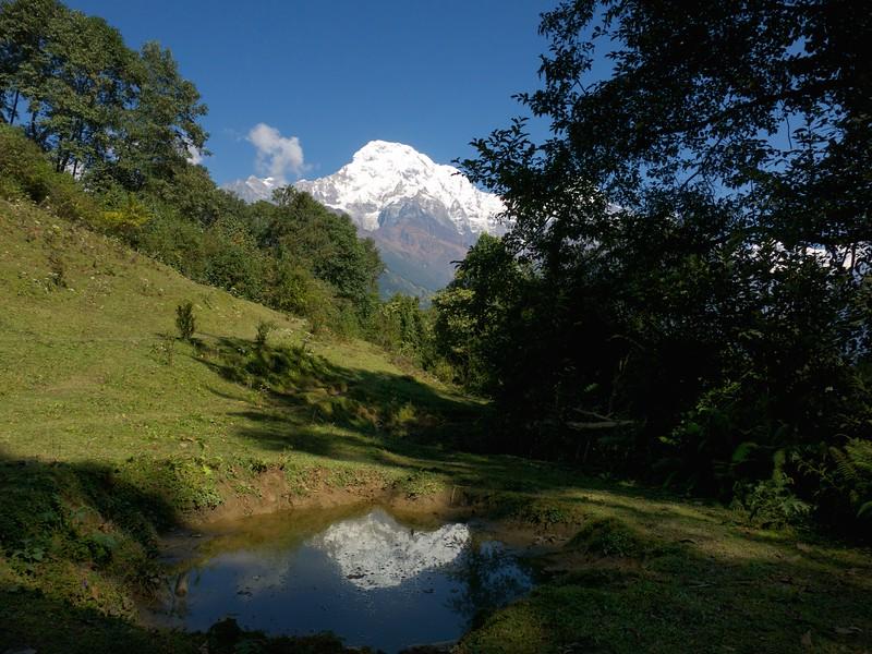 J - Annapurna South Reflection v2