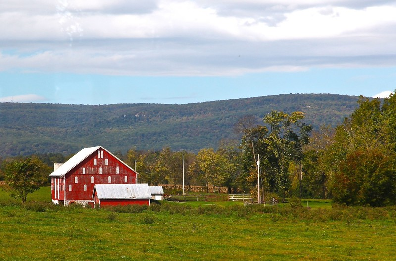 B - Frederick County countryside