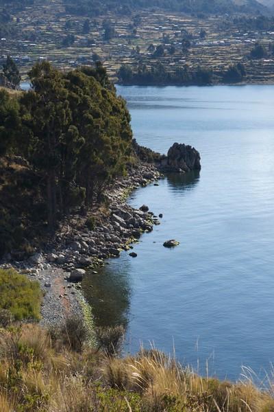 M - On Lake Titicaca, Peru