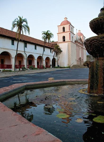 I - Santa Barbara Mission