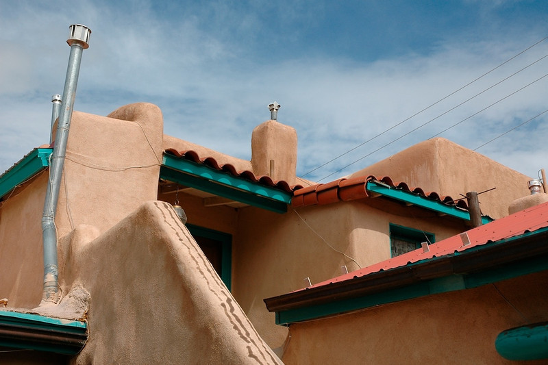 I - Old and New, Taos