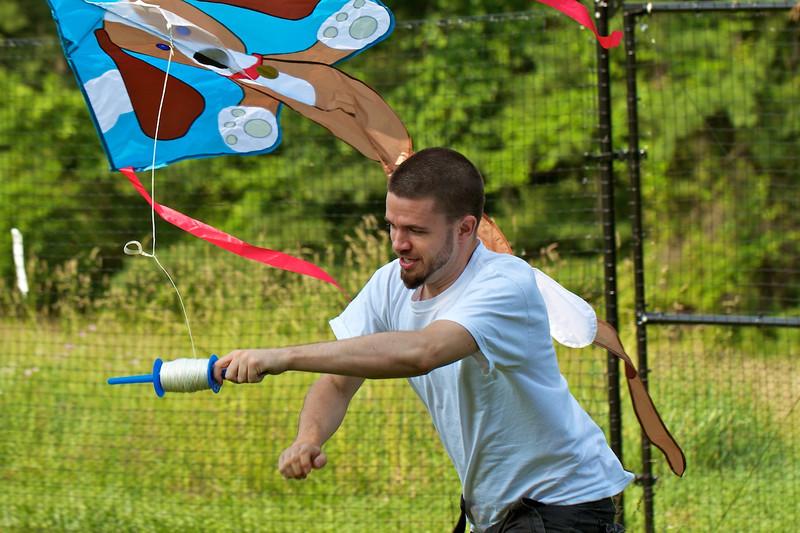 J - Josh and the Kite