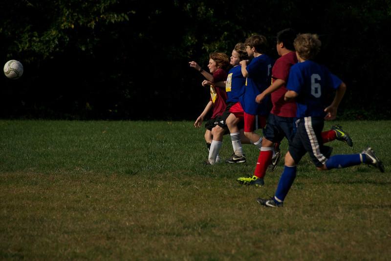 I - Emmett Soccer, 2012