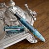 "Brooks' ""Deep Blue Sea"" Fountain Pen"