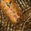 "Detail of Danitrio Kawari-Nuri ""Golden Peony"" Fountain Pen"