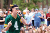 Springfest – Junior Spring Semester - 3 May 2008 - Eric Vander Heyden raps during springfest  2008.