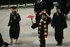 Graduation 2008 – 18 May 2008 – Joe Tobiason spins his diploma while walking out of graduation.