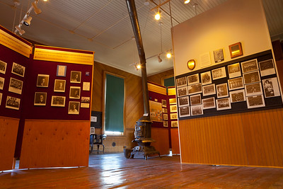 4th Ward School Exhibit Hall