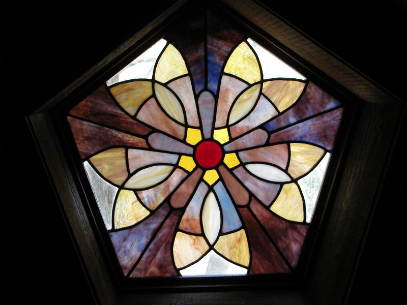 Church Window (inside)