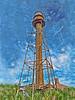 Sanibel Lighthouse  14x11    $75