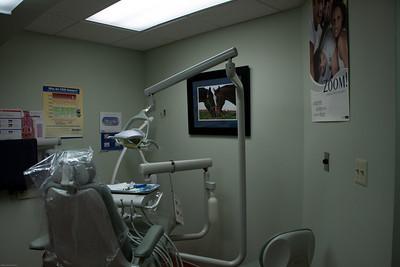 """Framed-0919 Cheryl's hygien room. """"Jack and Cowboy"""""""