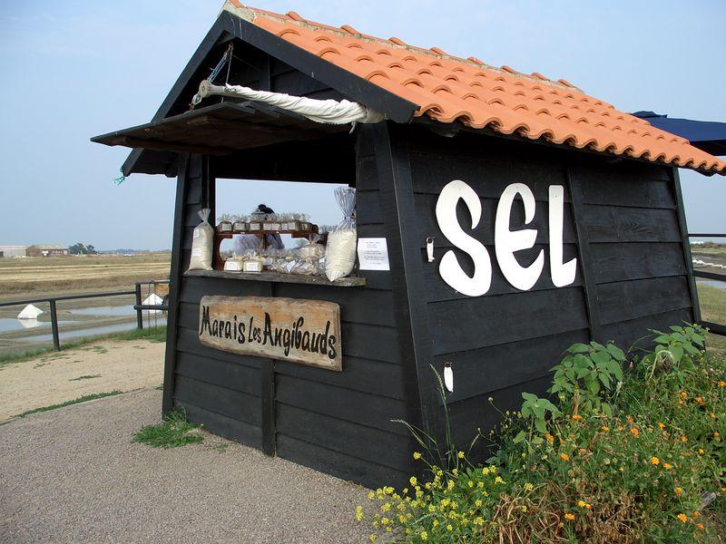 Salt shack, Noirmoutier