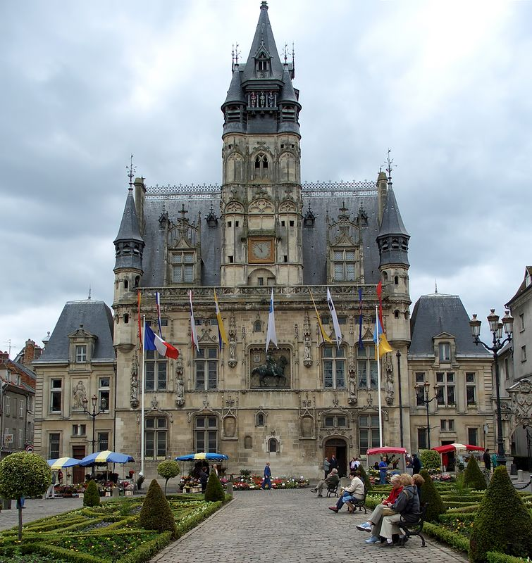 Mairie (Town Hall), Compiegne