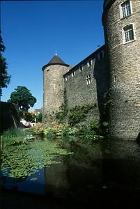 Boulogne-sur-Mer, the Castle